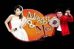 Maggi & Me - Image: Maggi & Me Title Screen
