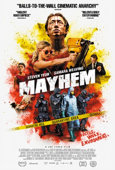 Picture of a movie: Mayhem