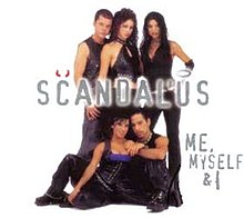 Me Myself I Scandal Us Song Wikipedia