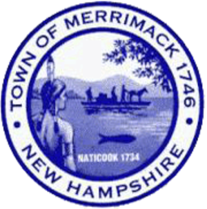 Merrimack, New Hampshire - Image: Merrimack Town Seal