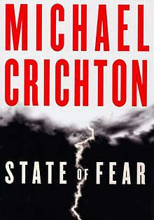 Image result for Michael Crichton State of Fear