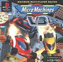 Micro Machines V3 Wikipedia