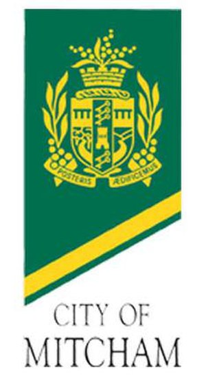 City of Mitcham - Image: Mitcham Logo