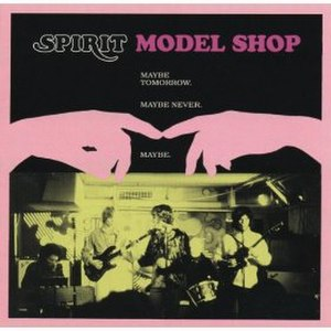 Model Shop (album) - Image: Model Shop (album)