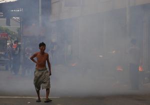 Yanshuei District - Image: Money Burning in Yansheui