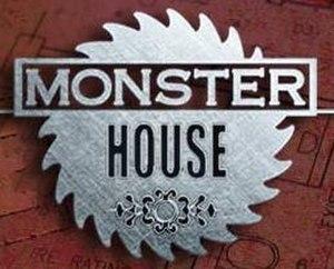 Monster House (U.S. TV series) - Logo