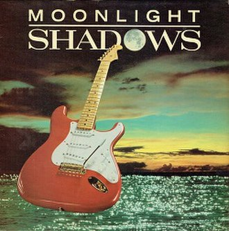 Moonlight Shadows - Image: Moonlight Shadows (The Shadows album cover)