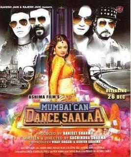 <i>Mumbai Can Dance Saala</i>