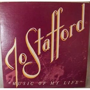 Music of My Life (Jo Stafford album) - Image: Music of my life