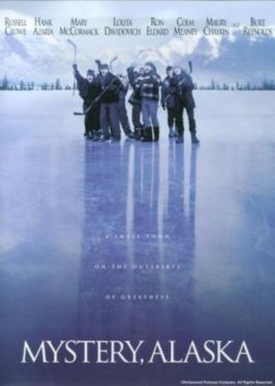 Picture of a movie: Mystery, Alaska