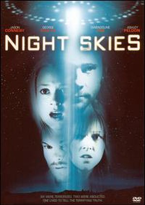 Night Skies (2007 film) - DVD cover for Night Skies