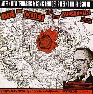Not So Quiet on the Western Front (album) - Image: Not So Quiet on the Western Front