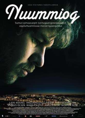 Nuummioq - Theatrical poster