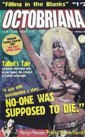 Octobriana - Octobriana: Filling in the Blanks issue 1 from Artful Salamander, November 1997