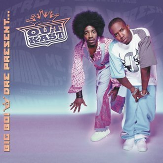 Big Boi and Dre Present... Outkast - Image: Outkast big boi and dre present