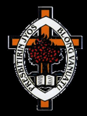 Presbyterian Church of Vanuatu - Image: PC Vanuatu logo