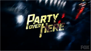 Party Over Here - Image: Party Over Here