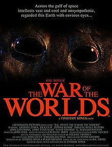PendragonWotWposter.jpg H G Wells The War of the Worlds 2005 film Wikipedia the 220x290 Movie-index.com