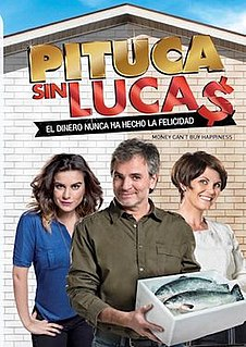 <i>Pituca sin lucas</i> 2014 Chilean telenovela