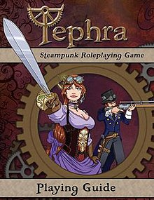 Tephra: The Steampunk RPG - Wikipedia