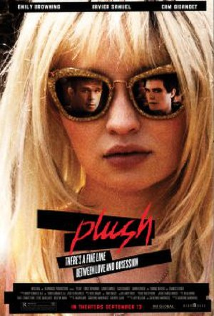 Plush (film) - Theatrical release poster