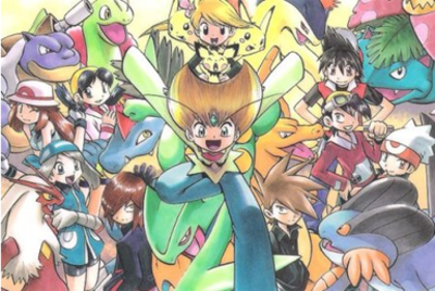 Historias de Pokémon - Página 3 400px-Pokemon_adventures_characters