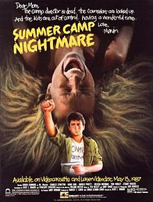 Poster of the movie Summer Camp Nightmare.jpg