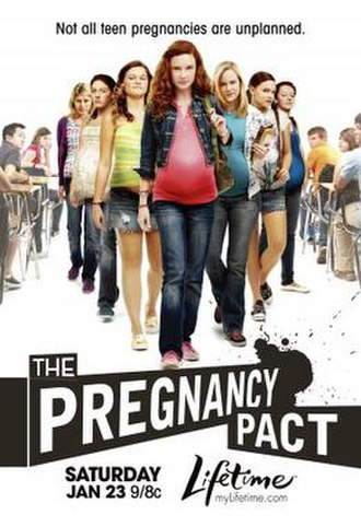 The Pregnancy Pact - TV poster