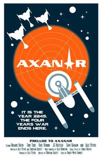 Prelude to Axanar - Film poster