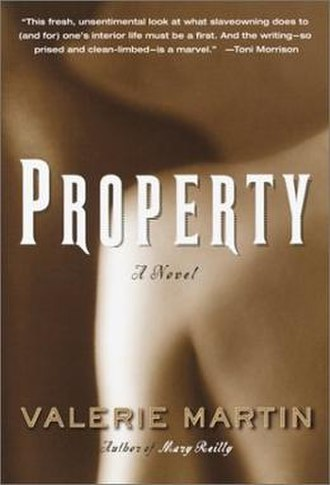 Property (novel) - First edition (publ. Doubleday)