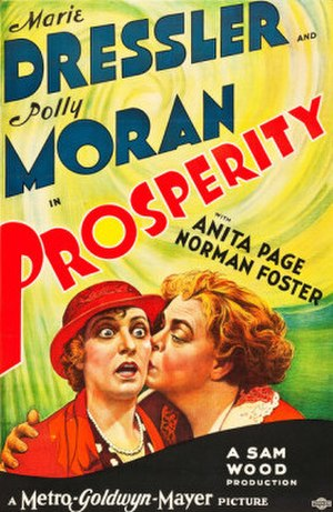 Prosperity (film) - Poster of the film
