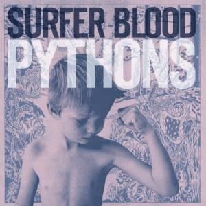Pythons (album) - Image: Pythons by Surfer Blood