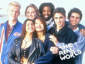 Pedro Zamora - Zamora, second from right, with his castmates on The Real World: San Francisco.