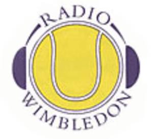 Radio Wimbledon - Image: Radio wimbledon logo