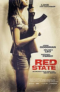 <i>Red State</i> (2011 film) 2011 film by Kevin Smith