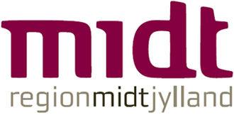 Central Denmark Region - Image: Region Midtjylland logo