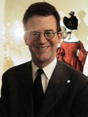 Richard Martin (curator) - Richard Martin in 1996