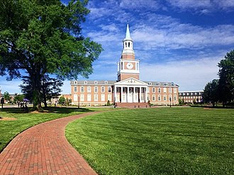 High Point University - Roberts Hall at High Point University