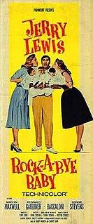 <i>Rock-A-Bye Baby</i> (film) 1958 film by Frank Tashlin