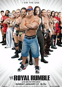 WWE Royal Rumble 2010 (January 31)