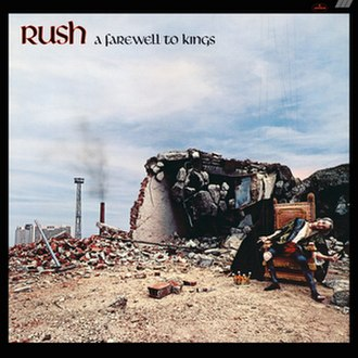 A Farewell to Kings - Image: Rush A Farewell to Kings