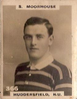Stan Moorhouse GB & England international rugby league footballer