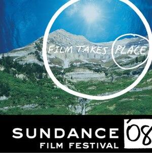 2008 Sundance Film Festival - Image: SFF08poster