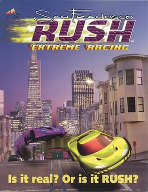 San Francisco Rush: Extreme Racing - San Francisco Rush: Extreme Racing