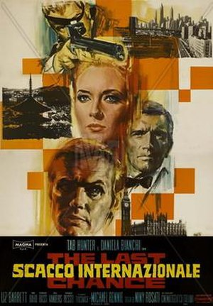 The Last Chance (1968 film) - Image: Scacco internazionale tab hunter The Last Chance (1968 film)