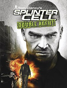 <i>Tom Clancys Splinter Cell: Double Agent</i> video game