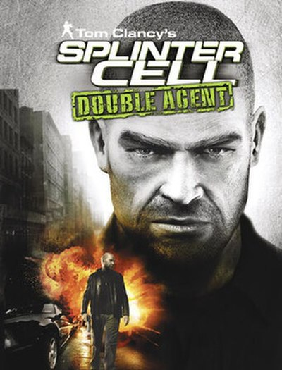 Picture of a game: Tom Clancy's Splinter Cell: Double Agent