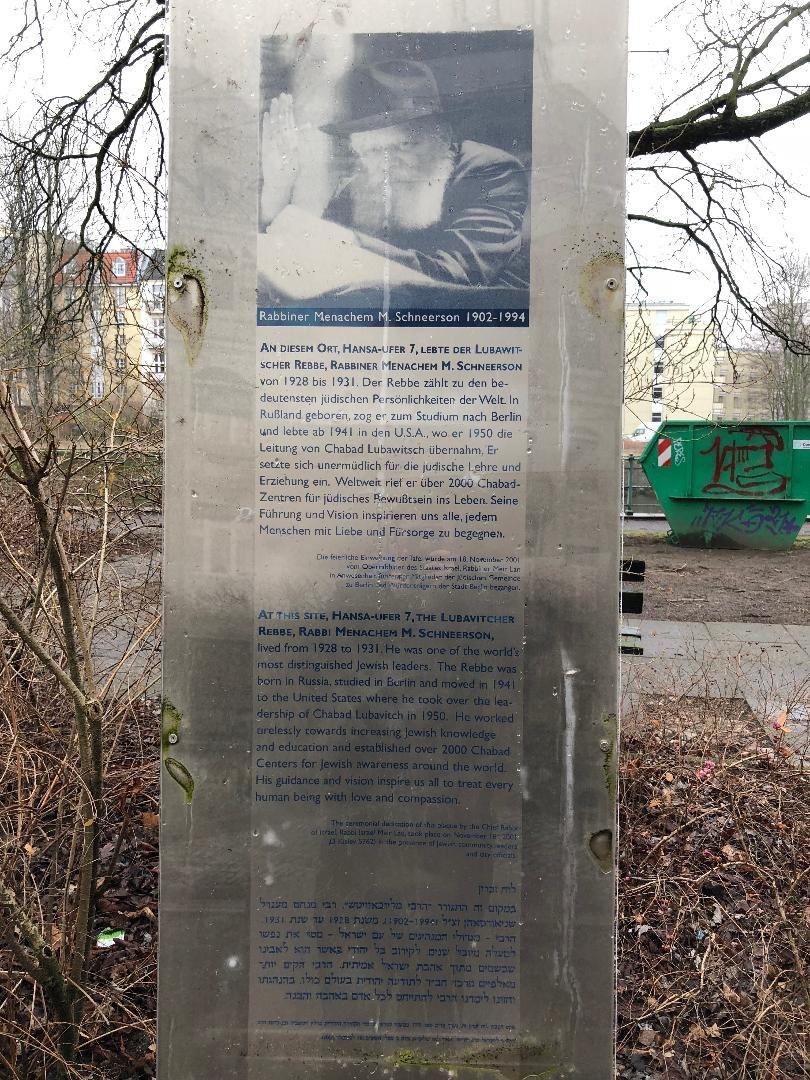 Scheerson-Berlin