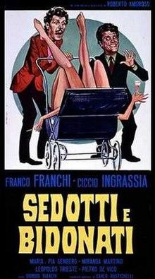 Carlo Rustichelli Seduced And Abandoned Original Motion Picture Soundtrack
