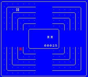 Head On (video game) - Image: Sega Head On